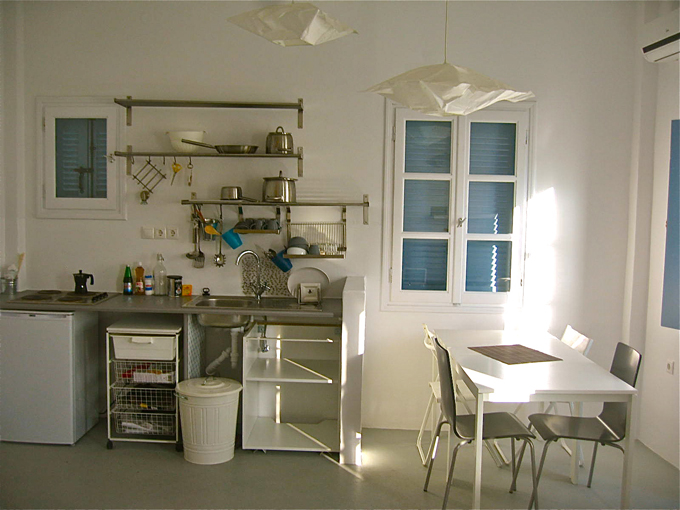 Details, pictures and price of the house Meltemi, Paros n.1